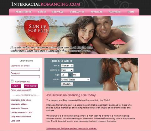 interracialsingles com review